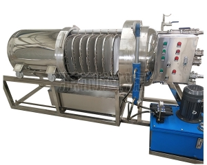 河南卧式过滤机厂家谈谈卧式过滤机与自动排渣过滤机的不同之处