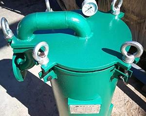 袋式过滤机设备怎么进行清洁?厂家来分享方法