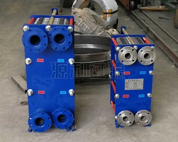 板式换热器BR-01
